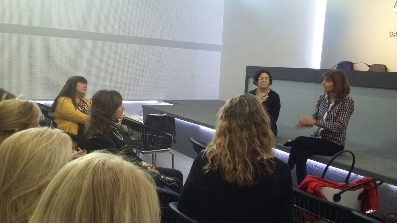 Reunión de trabajo de replicadores de la Oficina de la Mujer