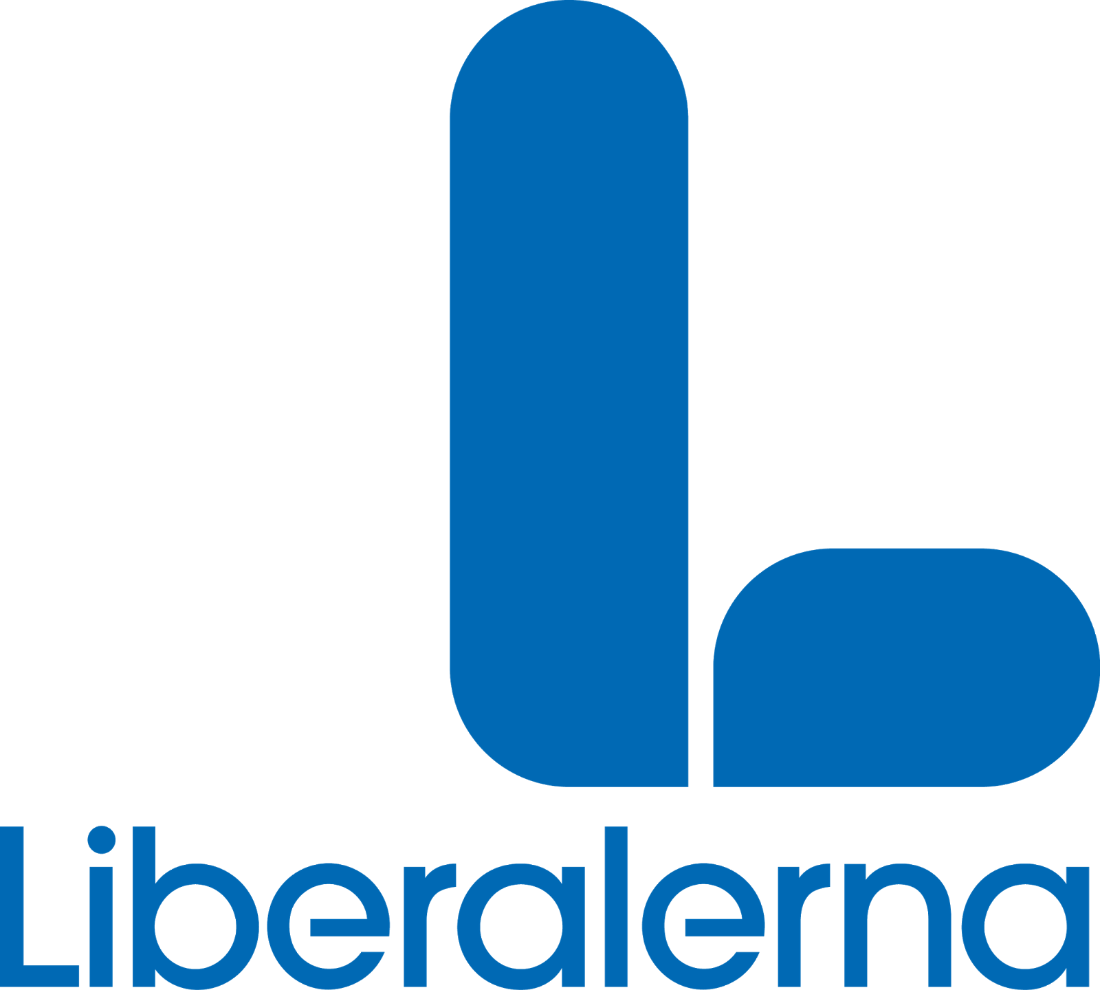 the branding source swedish liberal party gets new logo
