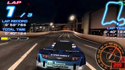 Download Ridge Racer PSP PPSSPP