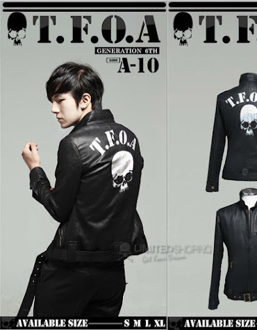 limited shoping jaket kulit crows zero tfoa generation 6th a 10