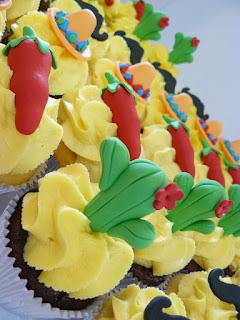 Mexican Cupcakes