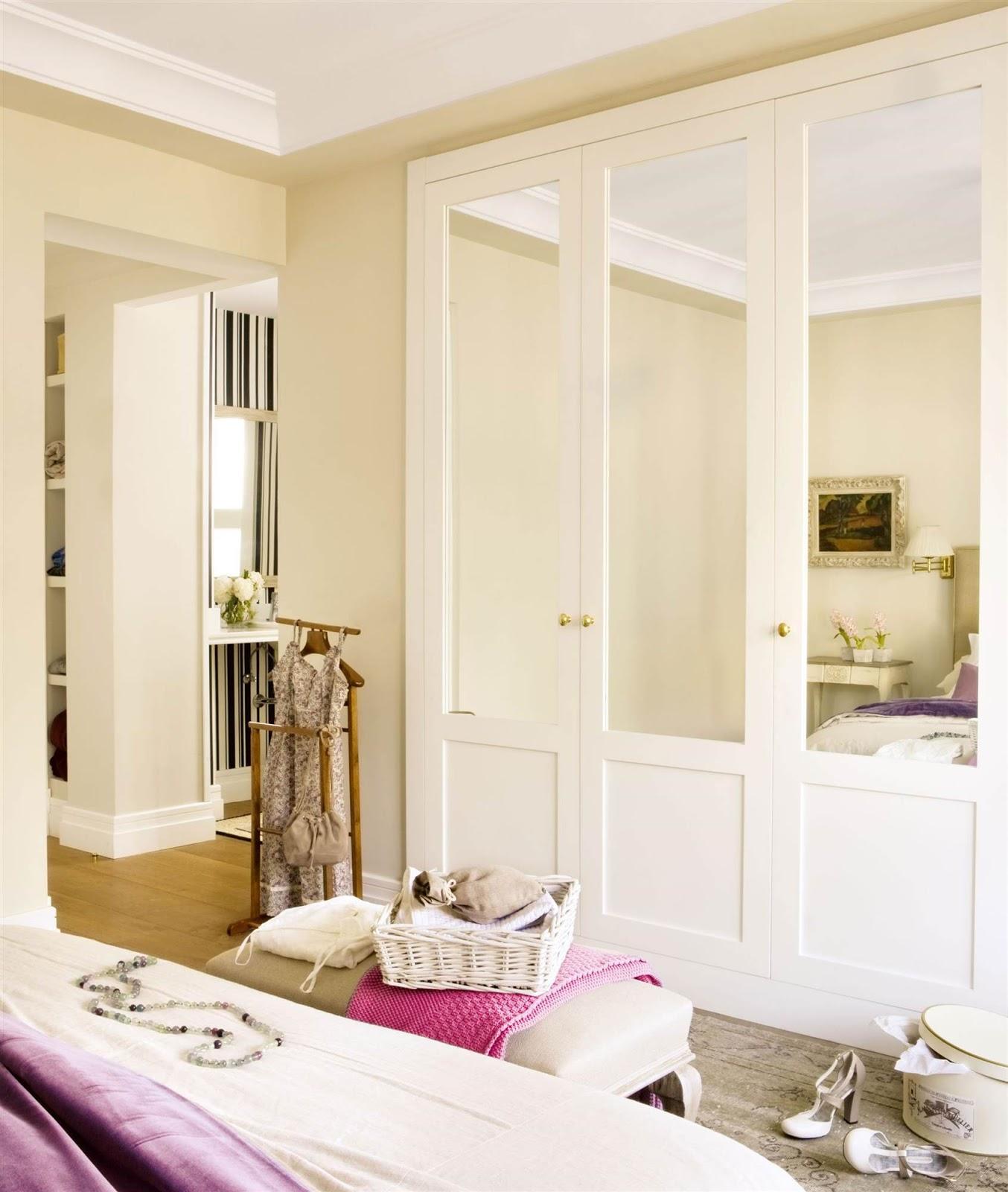 Casa tr s chic espelhos for Espejos decorativos blancos