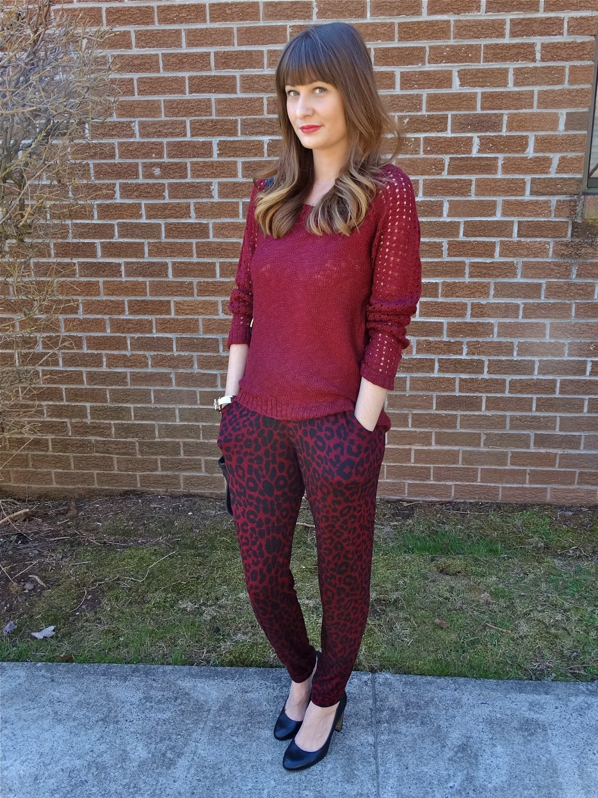 Charlotte Russe Top, Boohoo Pants on House Of Jeffers | www.houseofjeffers.com