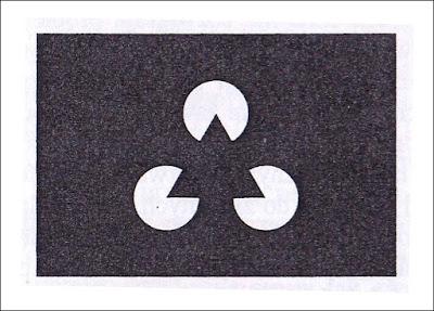 Iluzoryczny trójkąt