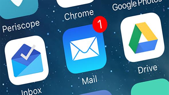 iOS 10 Mailbox