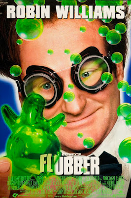 Flubber 1997 Dual Audio Hindi 720p HDRip ESub 800MB
