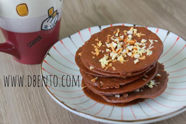 Resep dan cara buat almond crispy rasa cokelat