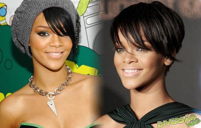 Rihanna Top 10 celebridades que tiveram fotos nuas vazadas na net!