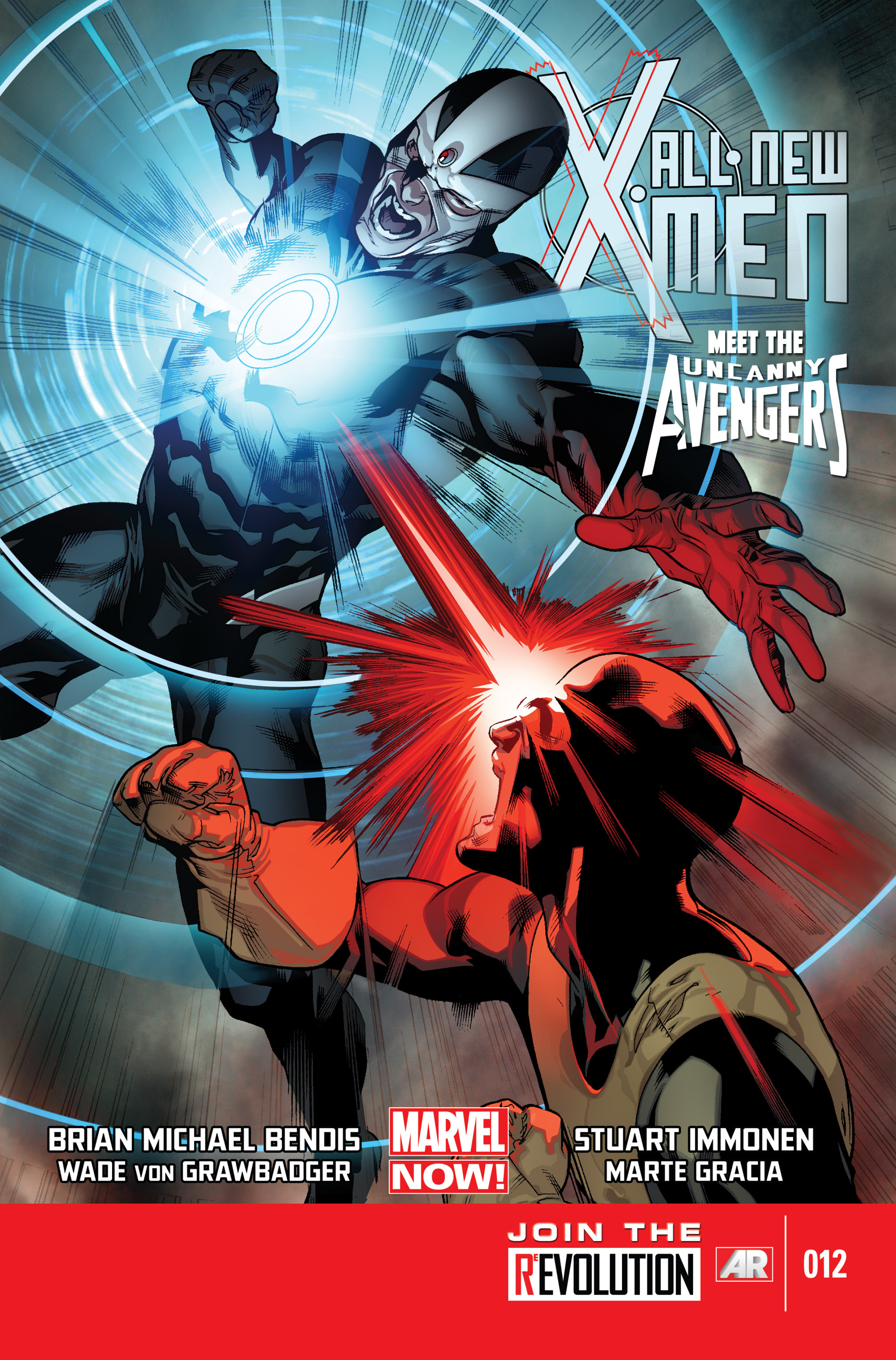 Read online All-New X-Men (2013) comic -  Issue # _Special - Out Of Their Depth - 26