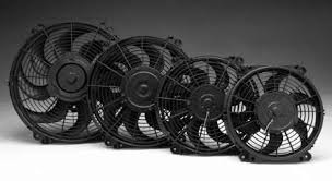 Electric Motor Fan