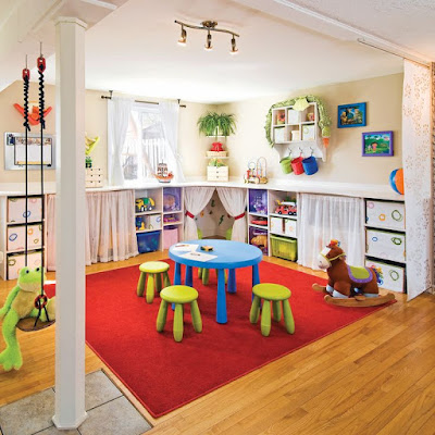 Take Your Kid Space From Chaos to Peaceful Playroom With These Simple Tips