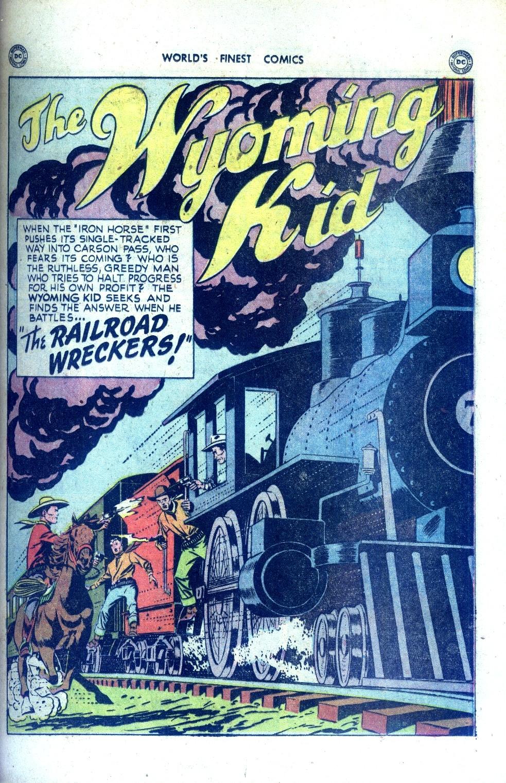 Read online World's Finest Comics comic -  Issue #43 - 17