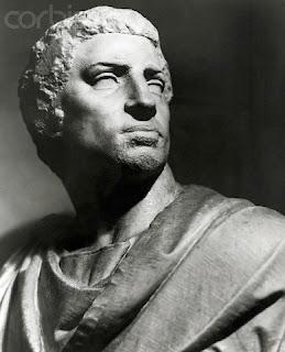 Compare and contrast Caesar and Brutus in Julius Caesar.