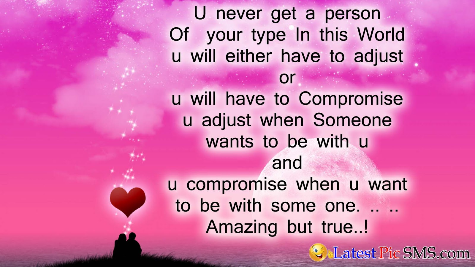 amazing love thought