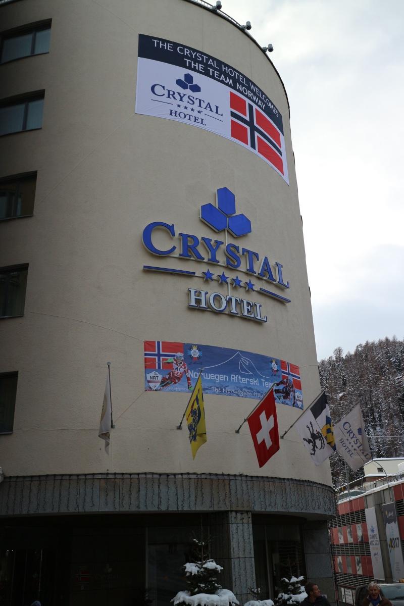 Das Hotel der Norweger - Crystal