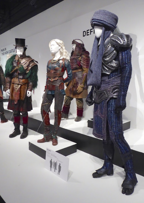 Original Defiance TV costumes