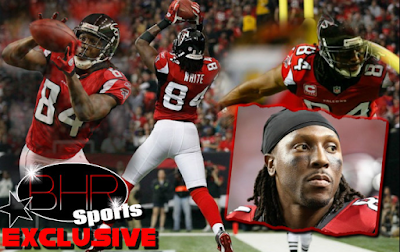 Wide Receiver (WR) Roddy White Has Been Cut From The Atlanta Falcons !!!