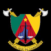 Logo Gambar Lambang Simbol Negara Kamerun PNG JPG ukuran 200 px