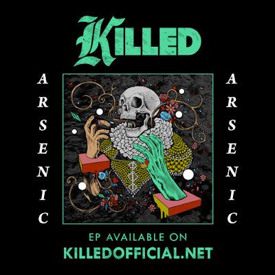Mini album Killed by butterfly dibagikan secara gratis