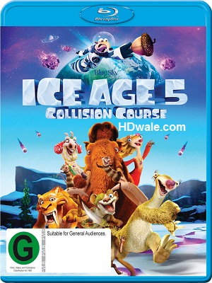 Ice Age Collision Course Full Movie Download (2016) BluRay