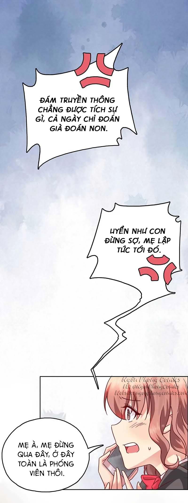 Không được đâu - Chap 47