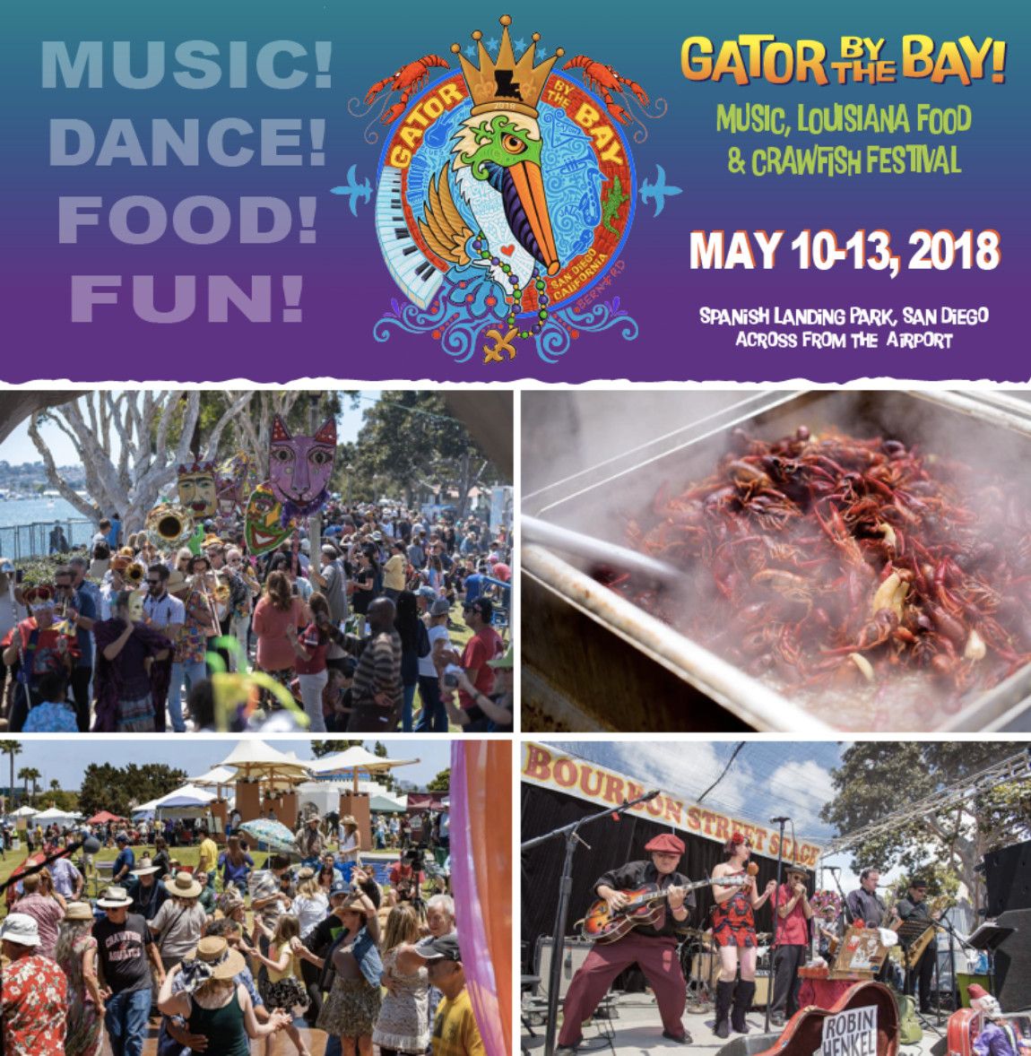 46 reviews of Gator By The Bay