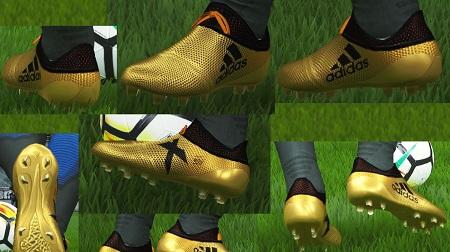 حذاء اديدس ذهبي جديد محدث 2018 لفيفا 16