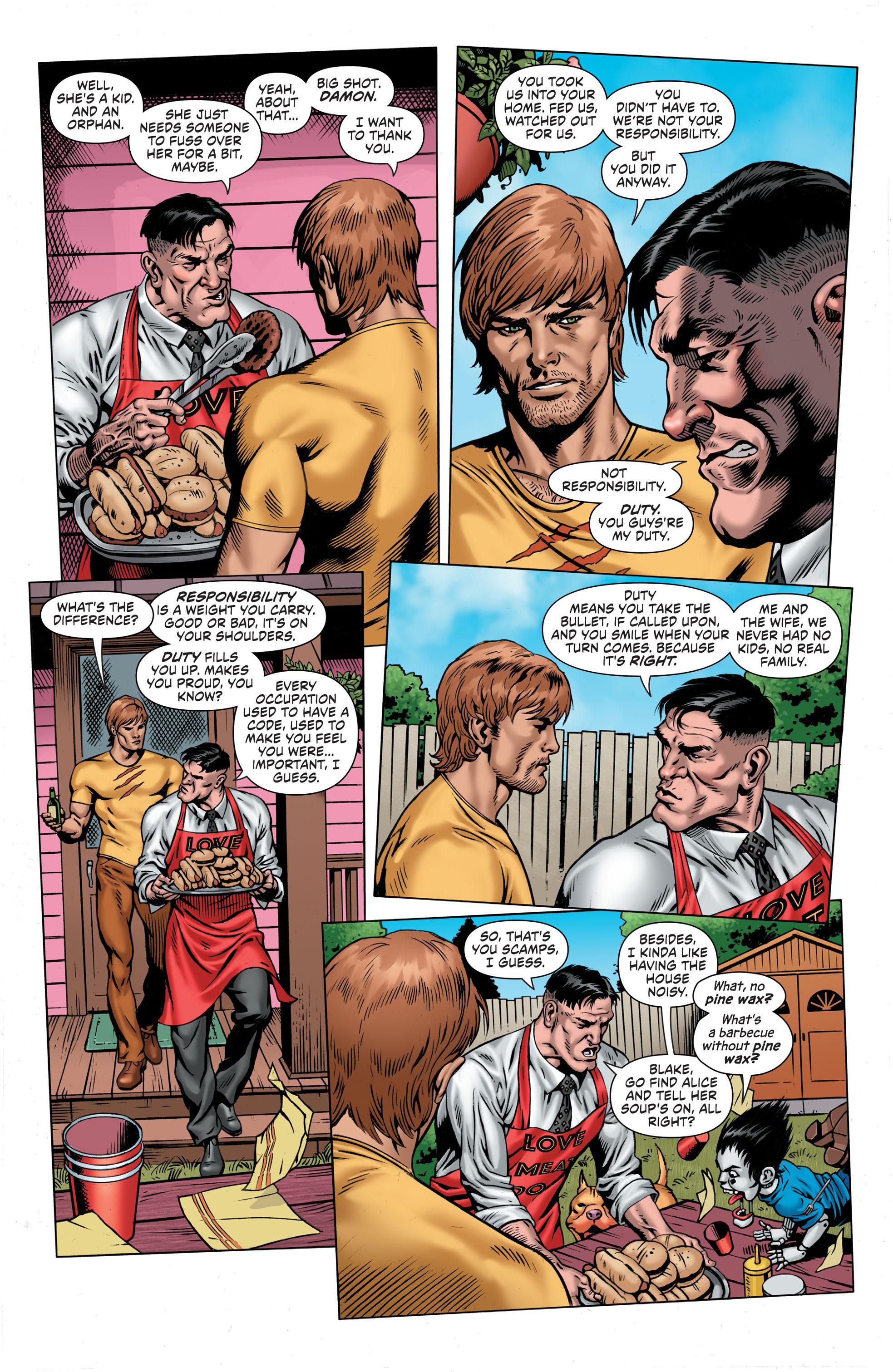 Read online Secret Six (2015) comic -  Issue #5 - 6