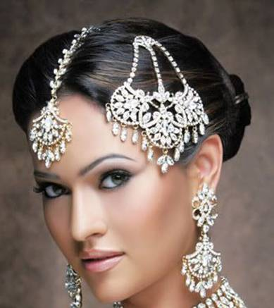 Bella Airbrush Makeup & Hair Design: Indian Bridal Hair ...