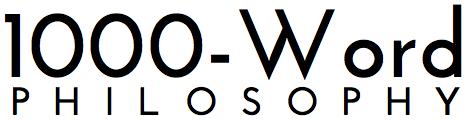 1000 word philosophy