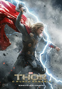 Capa do Filme Thor: O Mundo Sombrio