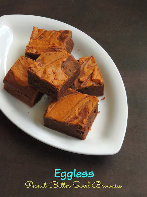 Eggless Peanut Butter Swirl Brownies, Peanut Butter Brownies.jpg