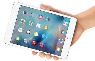 iPad Berlayar Kecil