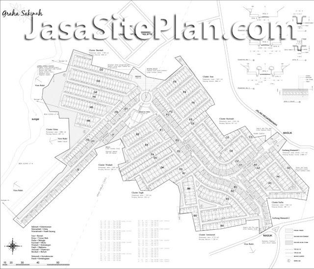 Macam Site Plan