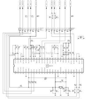 Samsung TXM2756X - How to enter Service Mode