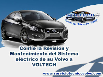 Mantenimiento Sistema Electrico Volvo