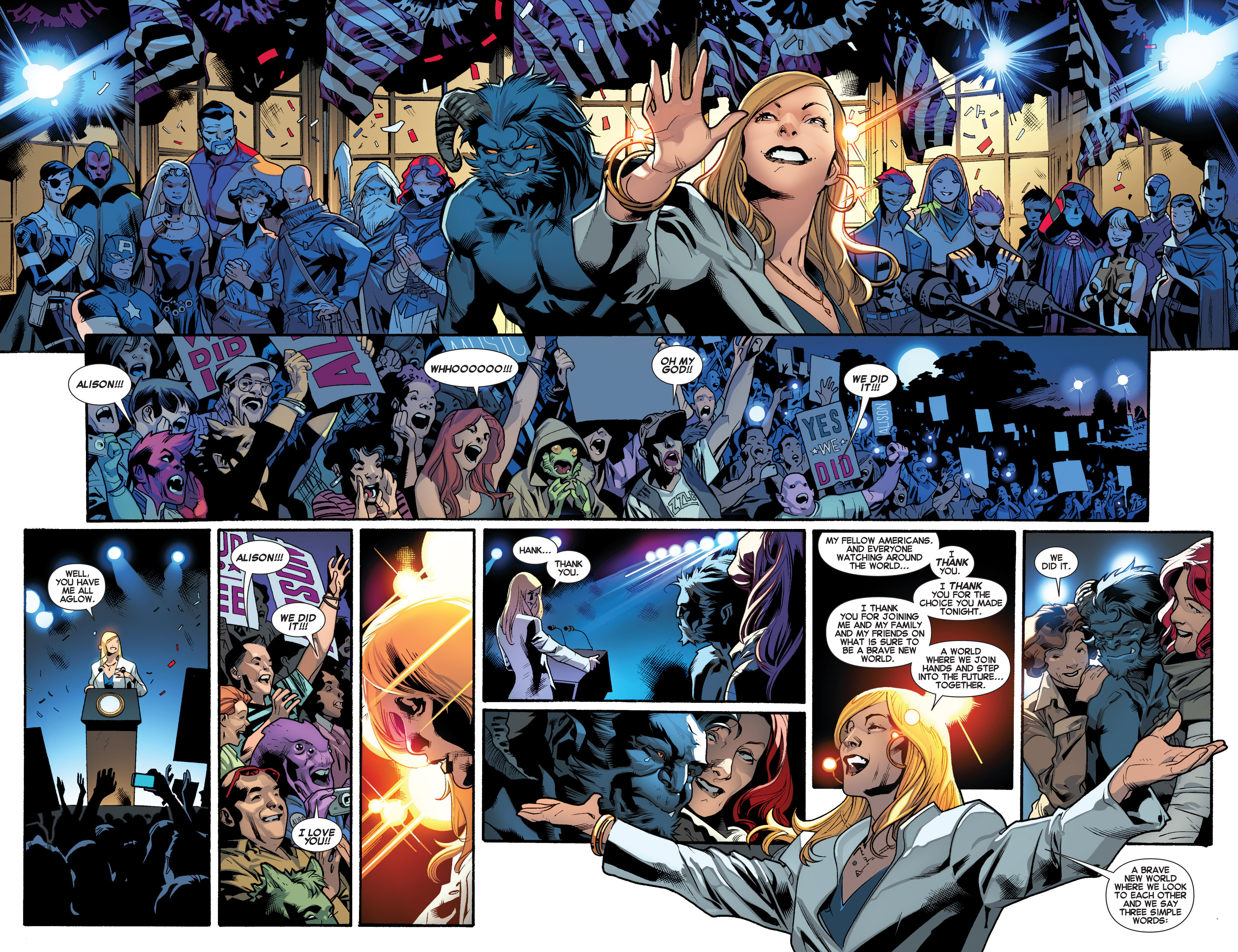 Read online All-New X-Men (2013) comic -  Issue #17 - 6
