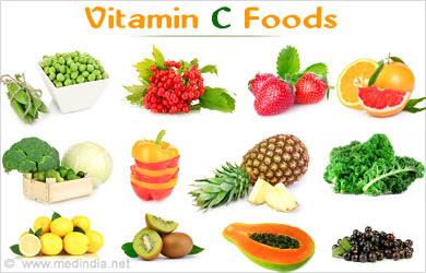 Các loại trái cây có chữa nhiều vitamin c hỗ trợ chữa viêm xoang