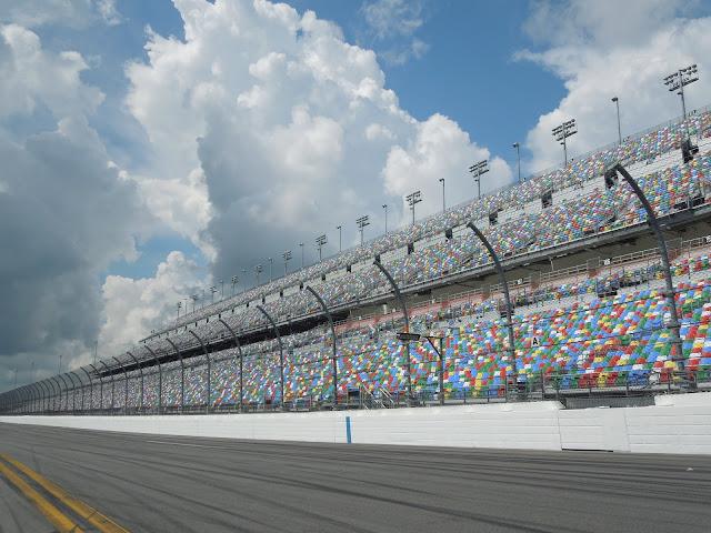 Daytona International Speedway track