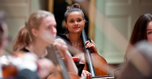 Scholarships for black & minority ethnic musicians at Royal College of Music
