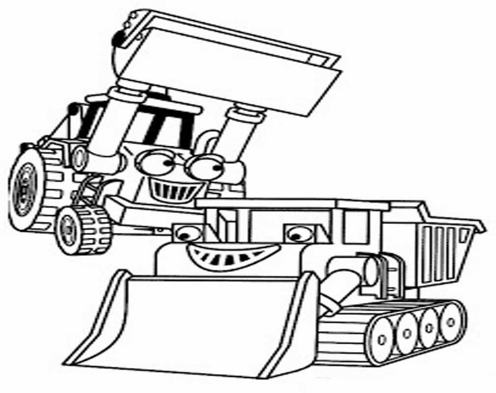 Kleurplaat Cars Combine Mewarnai Gambar Traktor Mewarnai Gambar