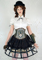 http://www.steampunkfashionguide.com/p/cage-skirt.html