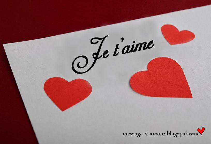 Message d 39 amour beau pour dire je t 39 aime mot d 39 amour phrase d 39 amour lettre d 39 amour po sie - Lettre saint valentin pour son cheri ...