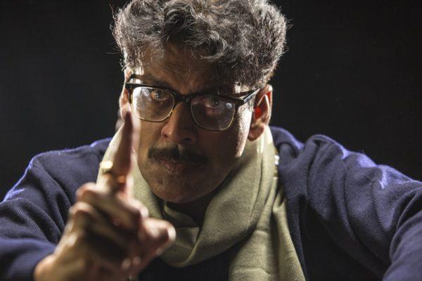 Manoj Bajpayee in Sarkar 3 Movie