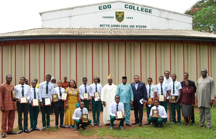 Image result for Edo College, Benin City