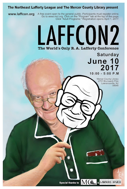LAFFCON, R A Lafferty