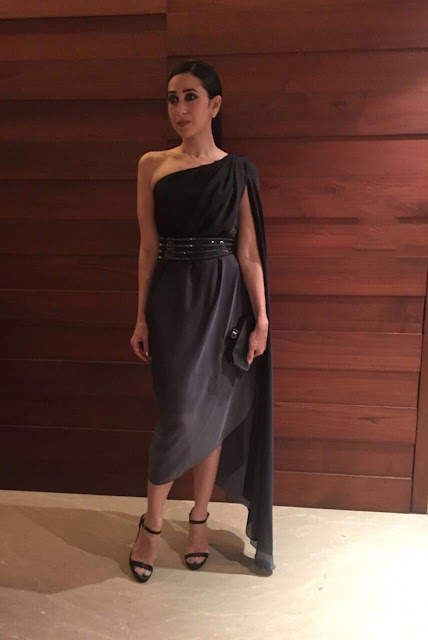 Spotted: Karishma Kapoor in Aurelle By Leshna Shah Jewellery