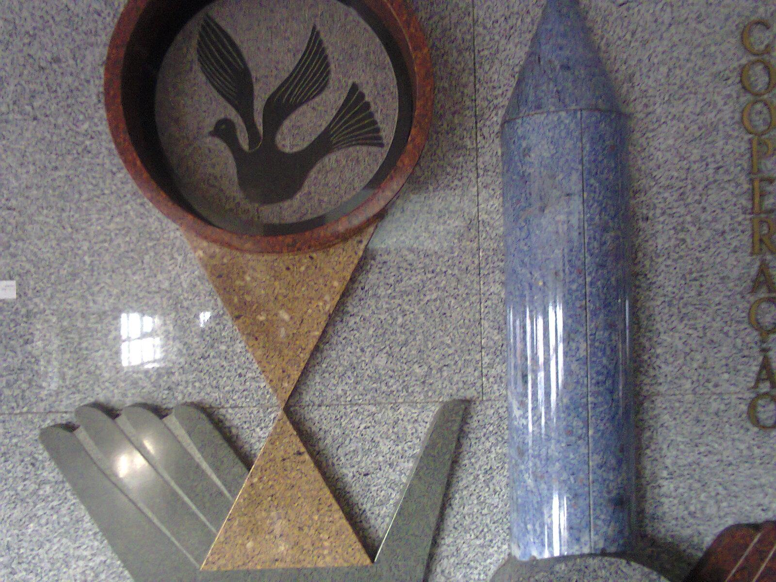 Conosaba granitos da guin bissau feira internacional for Granito internacional