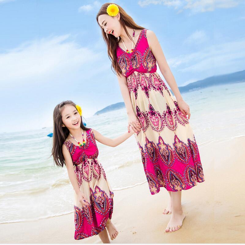 Encantador Madre Del Vestido De Novia De La Playa Ideas Ornamento ...