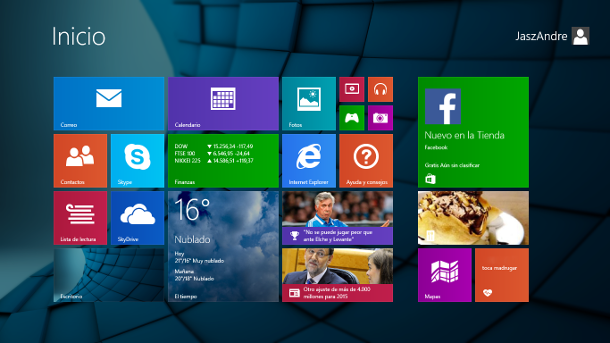 Windows 8.1 capturas